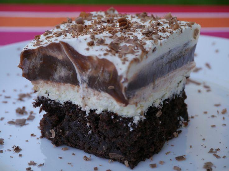 Cool Dessert Recipes  Brownie Pudding Cool Whip Dessert recipes