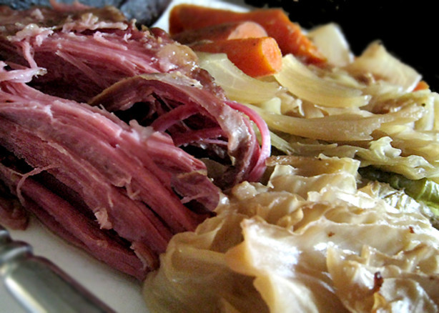 Corn Beef And Cabbage In Crock Pot  Crock Pot Corned Beef And Cabbage Recipe Food