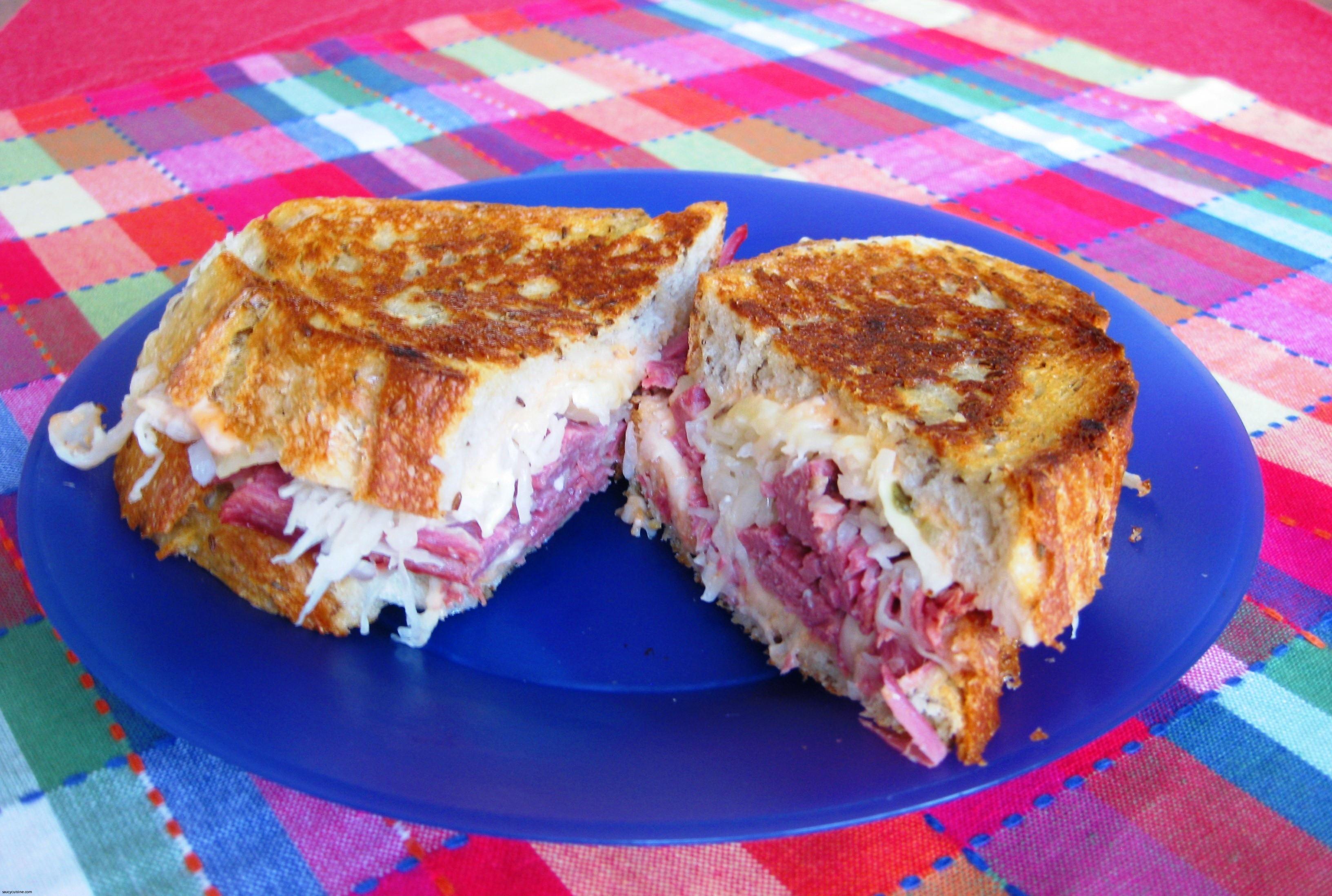 Corn Beef Recipes  corned beef sandwich recipe