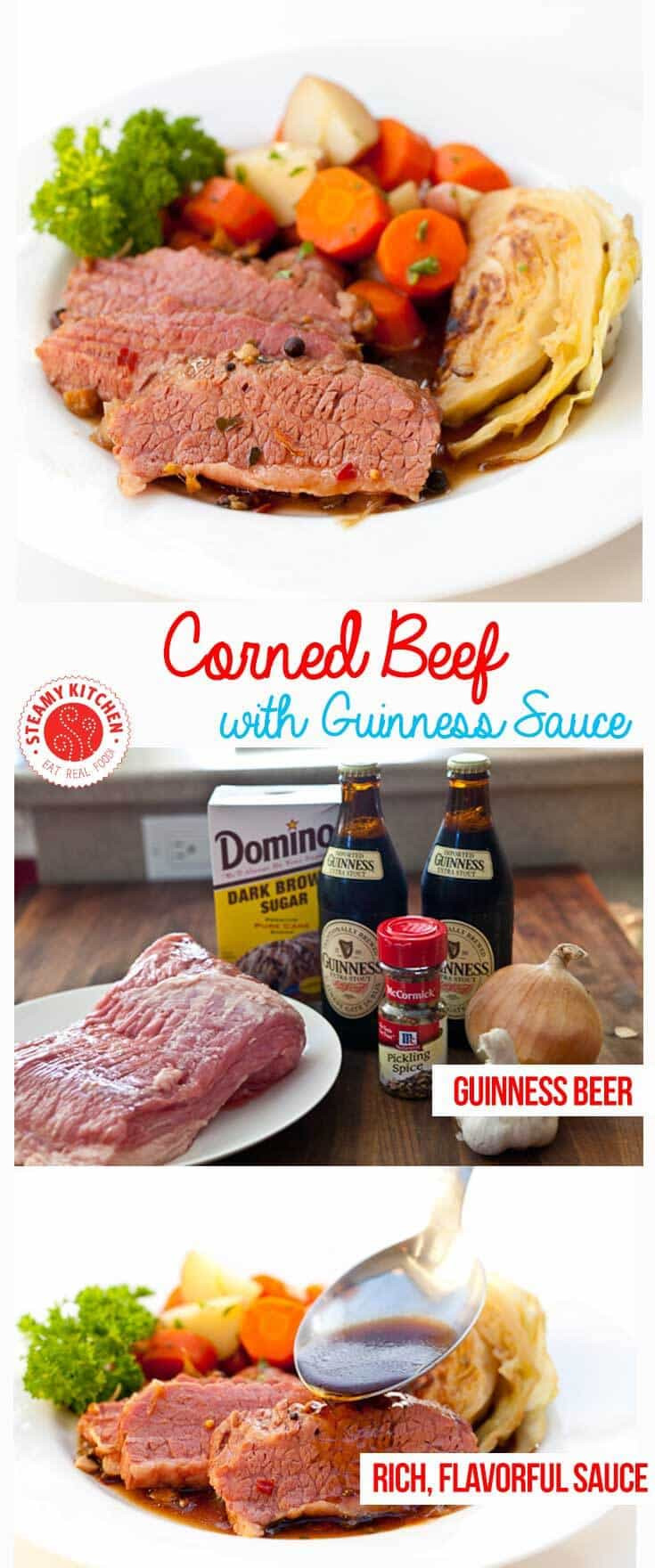 Corn Beef Recipes  Guinness Corned Beef Recipe