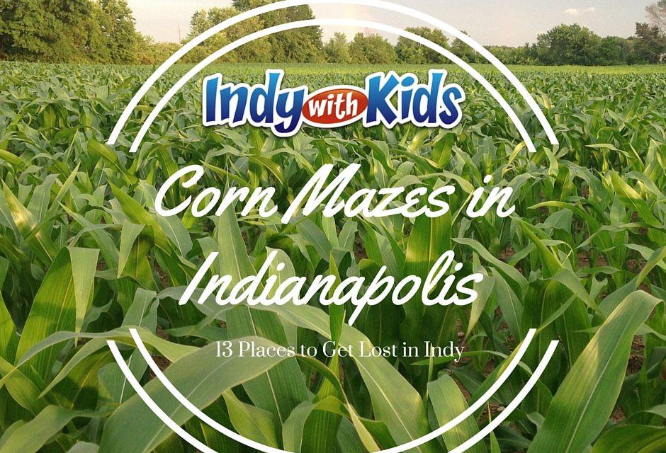 Corn Maze Indiana  Indianapolis Area Corn Mazes