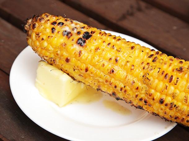 Corn On Grill  Corn Week 2013 Recap Recipes Tips Techniques