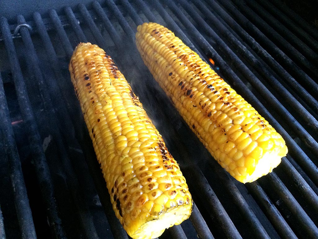 Corn On Grill  The Virtual Weber Gas Grill Page 2 of 12 Your best