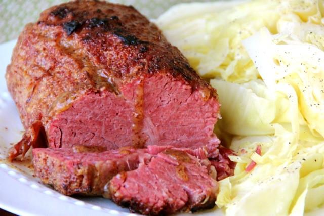 Corned Beef Brisket  homestreamm9public alaskafromscratchwp