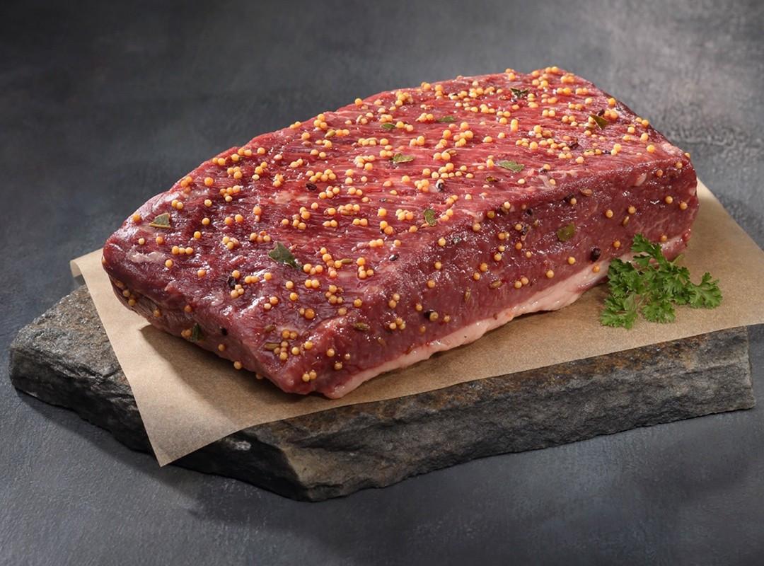 Corned Beef Brisket  American Wagyu Black Grade Corned Beef Brisket