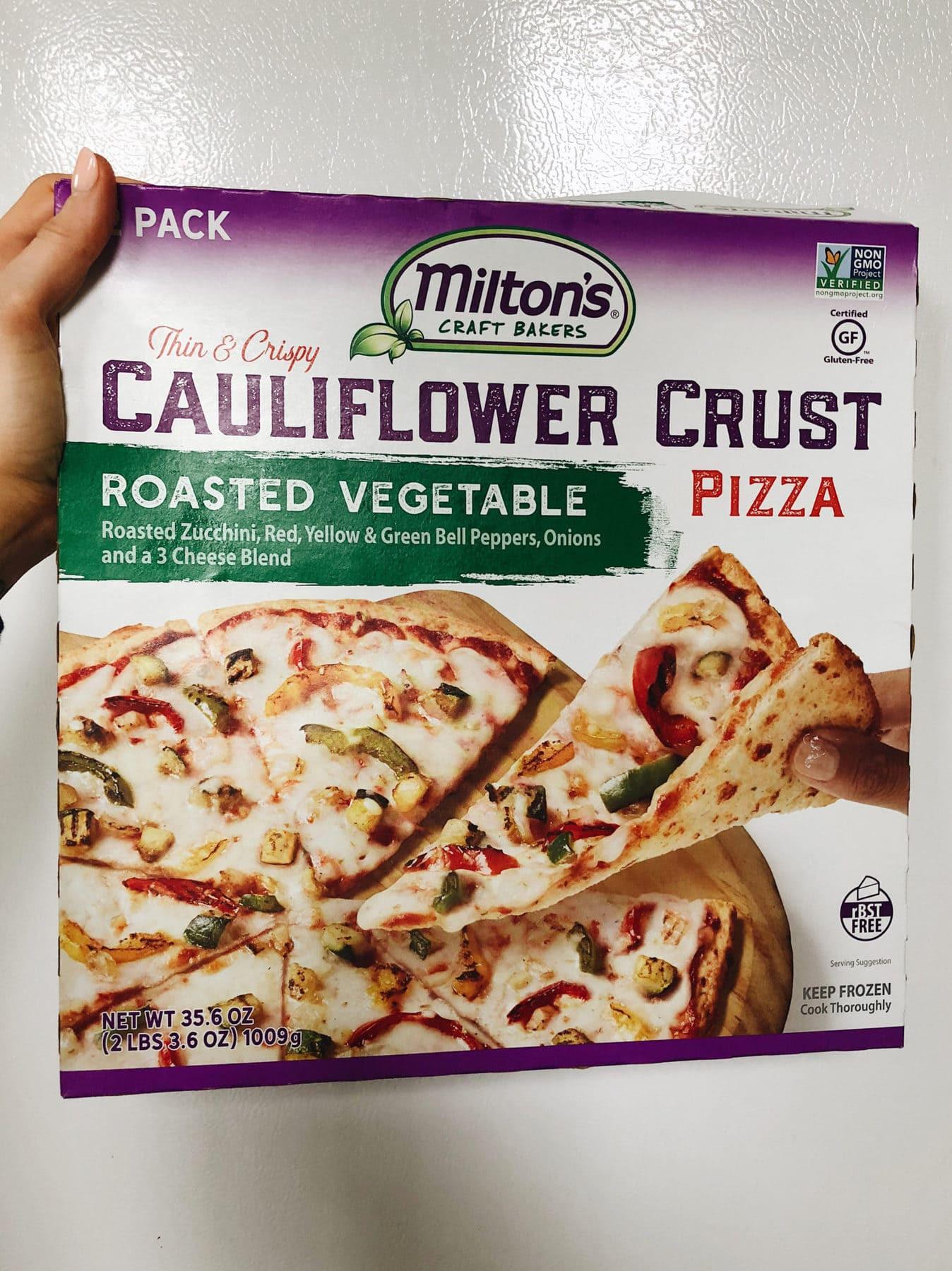 Costco Cauliflower Pizza  21 Delicious Best Buys at Costco
