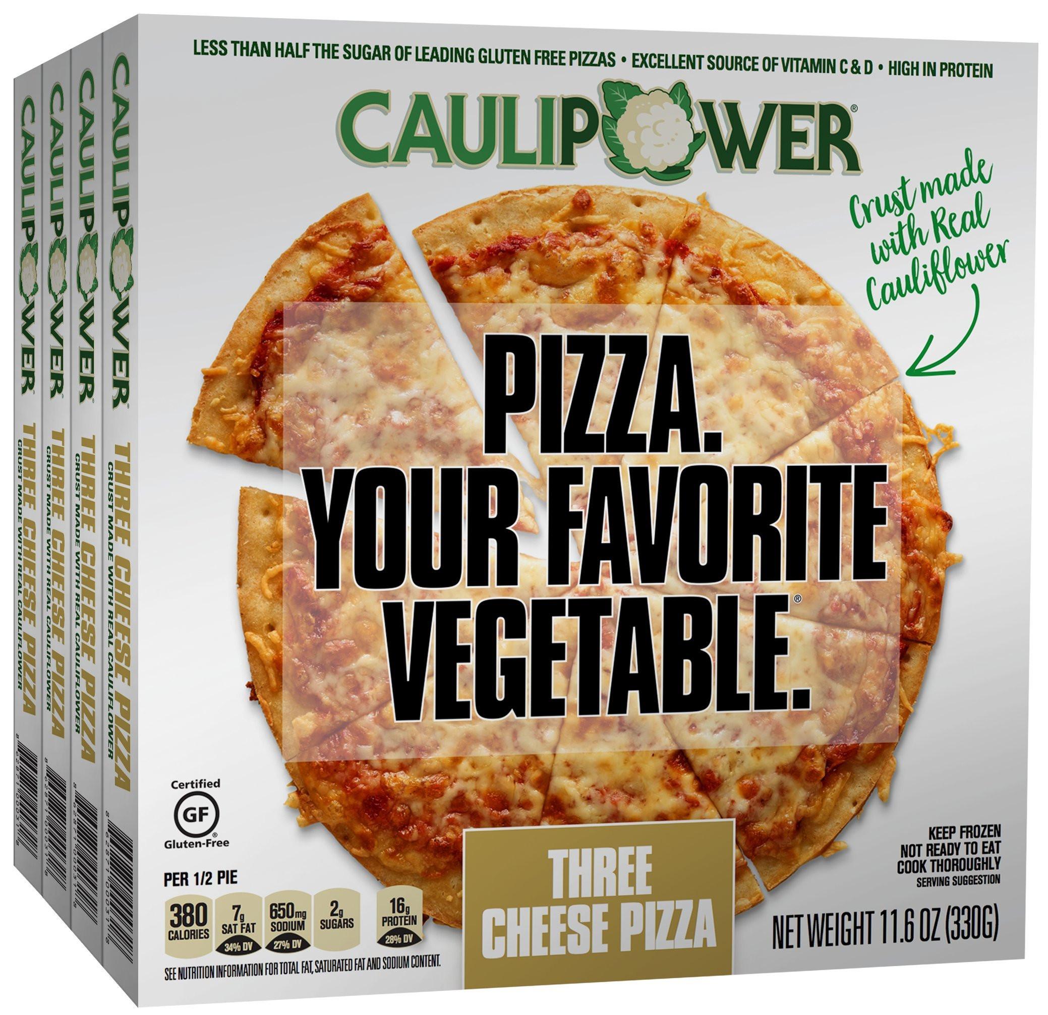 Costco Cauliflower Pizza  CAULIPOWER Margherita Cauliflower Crust Pizzas Gluten
