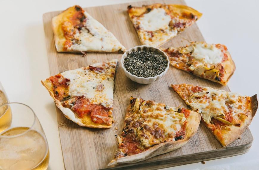 Costco Cauliflower Pizza  Costco now sells frozen cauliflower pizza