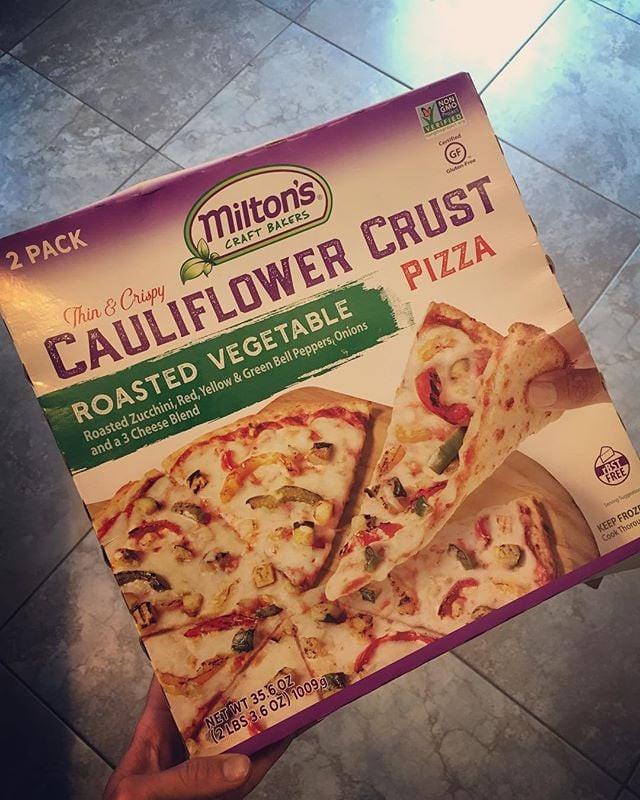 Costco Cauliflower Pizza  Costco Margherita Pizza Nutrition Facts