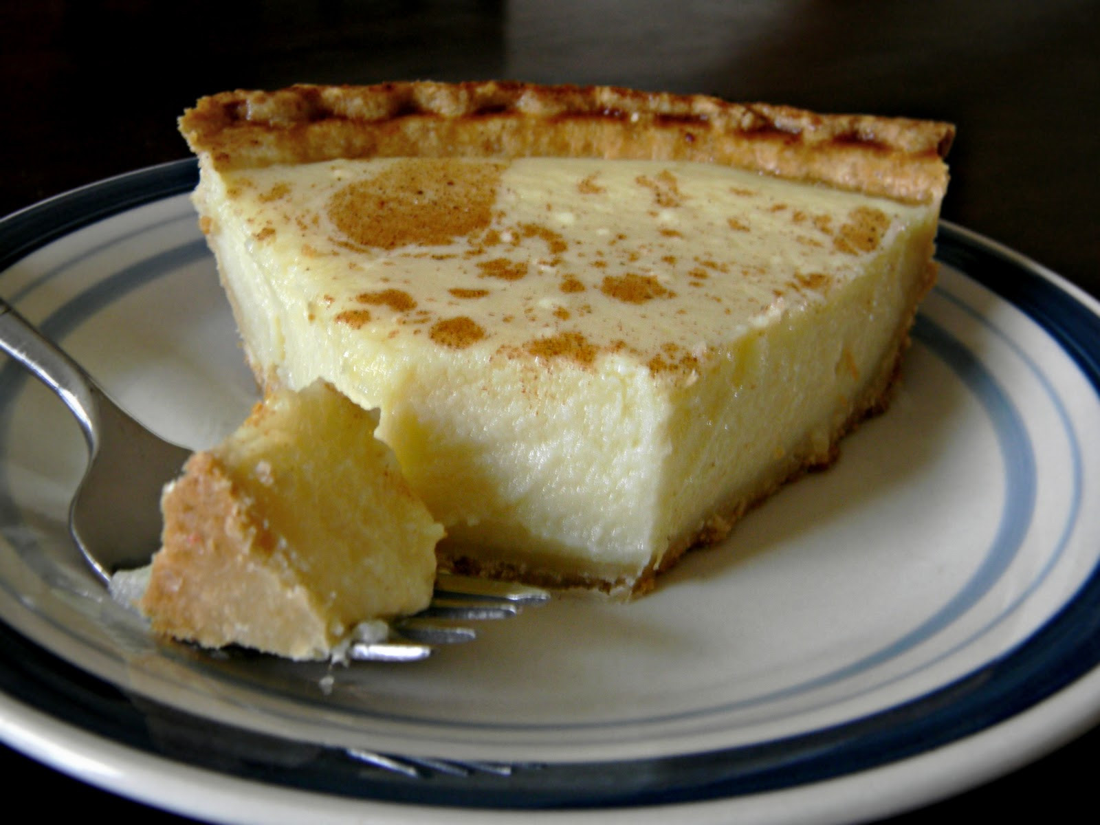 Cottage Cheese Dessert Recipes  Certainly Cottage Cheese Pie