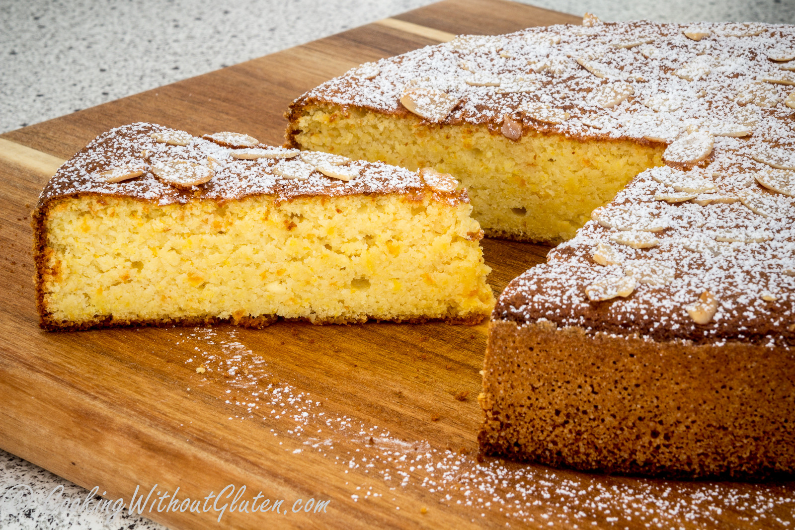 Cottage Cheese Dessert Recipes  orangeandalmondcake 24