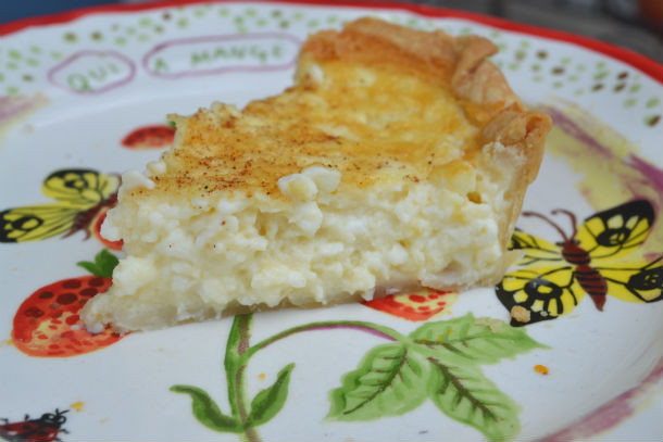 Cottage Cheese Dessert Recipes  Cottage Cheese Pie Recipe