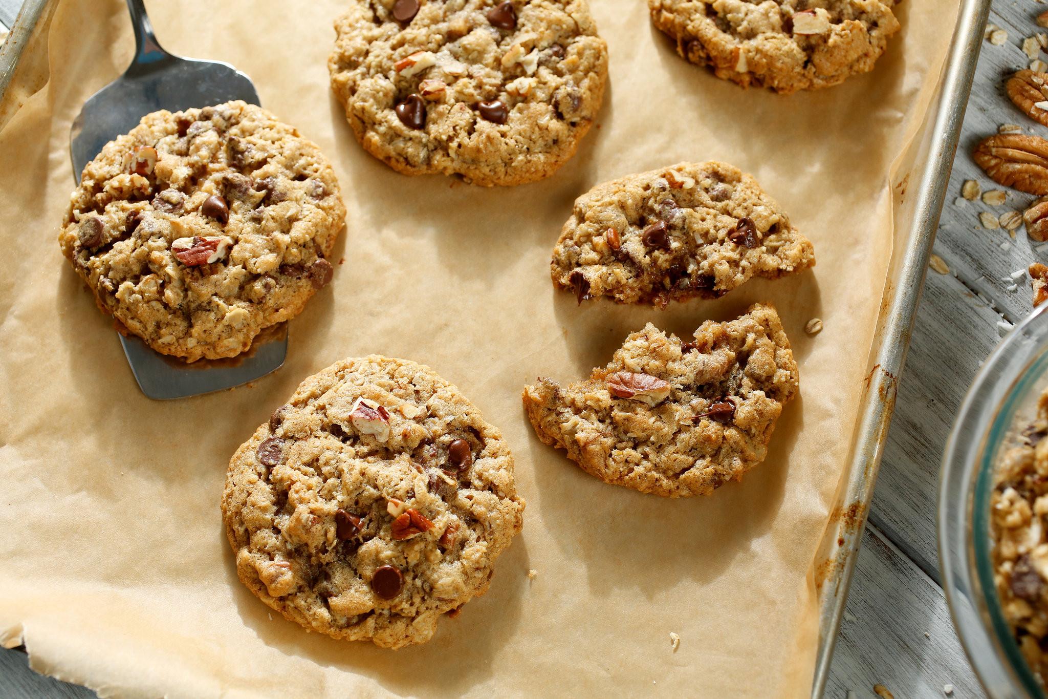 Cowboy Cookies Recipe  Cowboy Cookies Recipe NYT Cooking