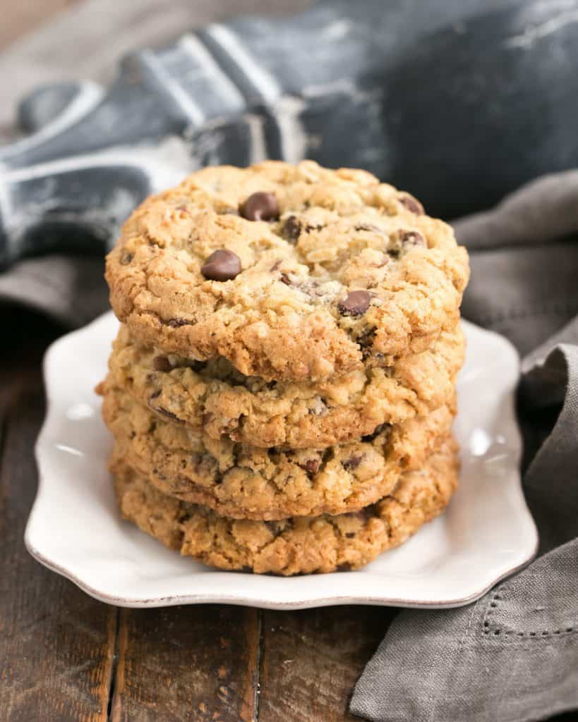 Cowboy Cookies Recipe  Loaded Cowboy Cookies Recipe That Skinny Chick Can Bake