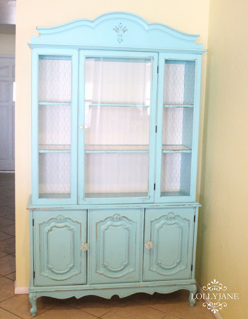 Craigs Thanksgiving Dinner  Turquoise Hutch