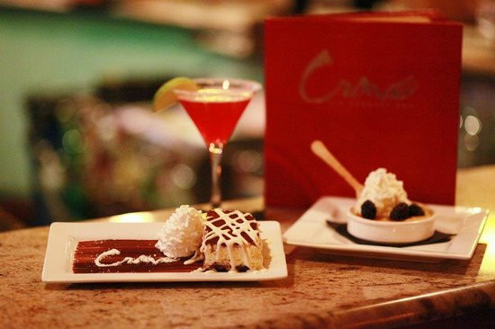 Crave Dessert Bar Charlotte Nc  Crave Dessert Bar Charlotte Menu Prices & Restaurant