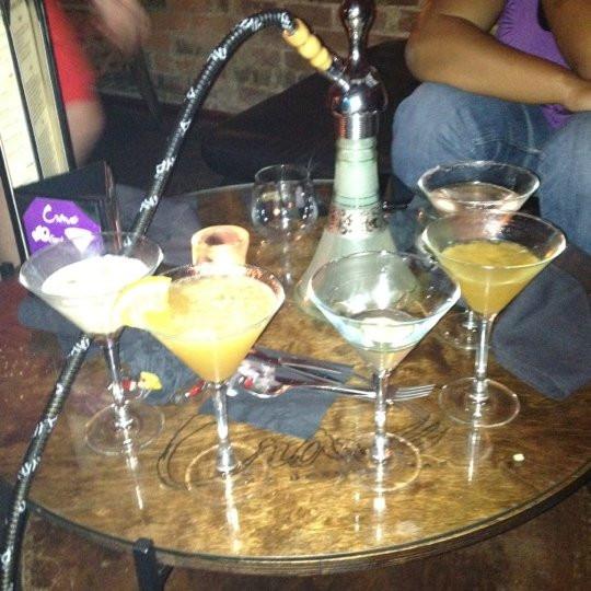 Crave Dessert Bar Charlotte Nc  Crave Dessert Bar Lounge in Charlotte