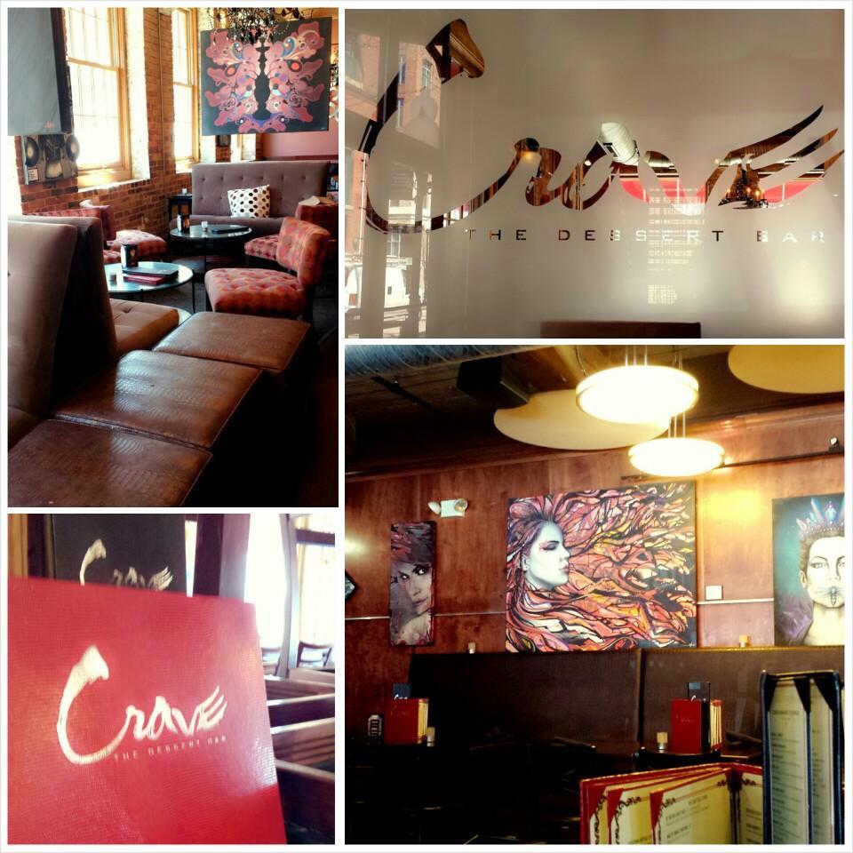 Crave Dessert Bar Charlotte Nc  Crave Dessert Bar in Charlotte NC