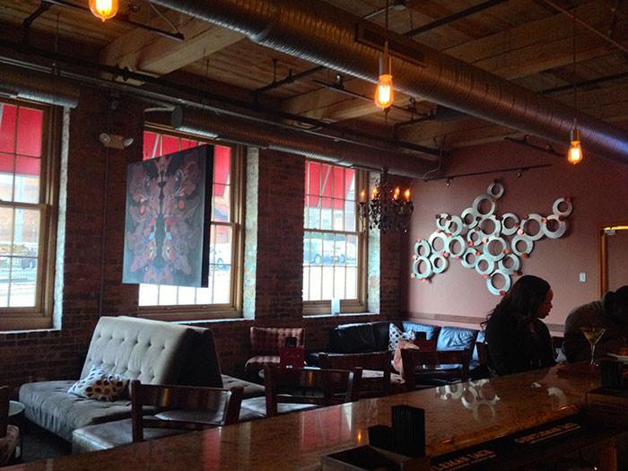 Crave Dessert Bar Charlotte Nc  Inside look at 3 popular Charlotte hookah bars CharlotteFive