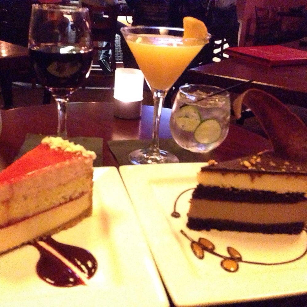 Crave Dessert Bar Charlotte Nc  Awesome spot e desert was sooo good and great drink