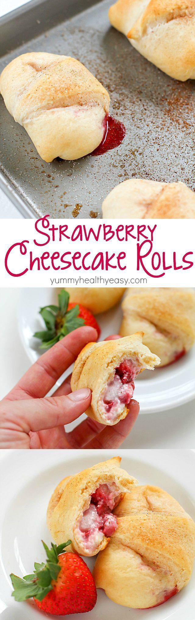 Cream Cheese Crescent Roll Dessert  crescent roll dessert recipes with cream cheese