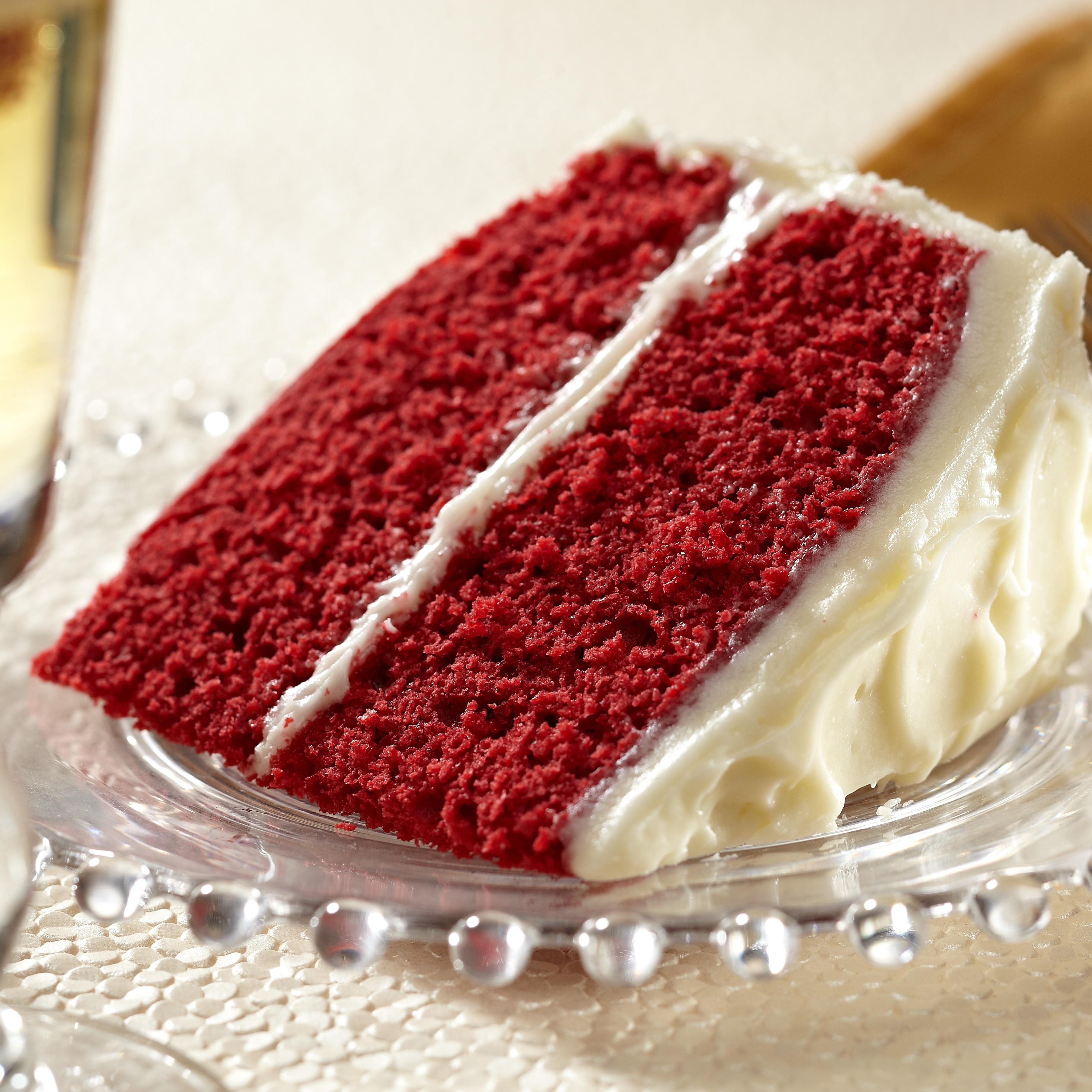 Cream Cheese Frosting For Red Velvet Cake  Super Moist Red Velvet Cake with Cream Cheese Frosting