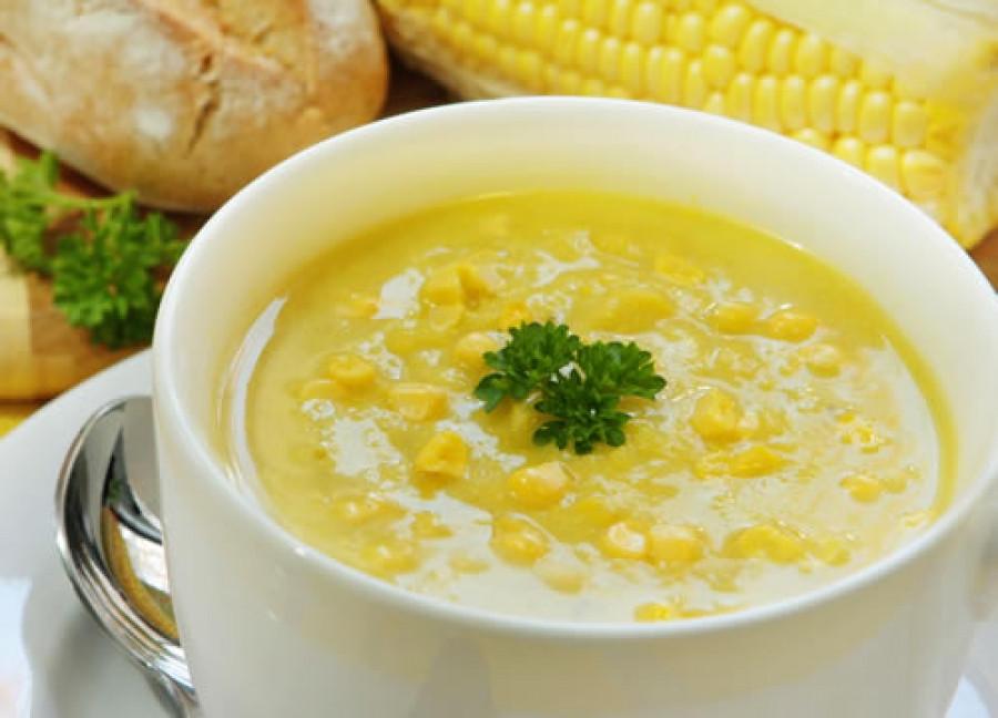 Cream Of Corn Soup  Cream Corn Soup Recipe