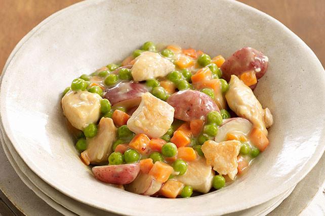 Creamy Chicken Stew Recipes  Quick & Creamy Chicken Stew Recipe Kraft Recipes