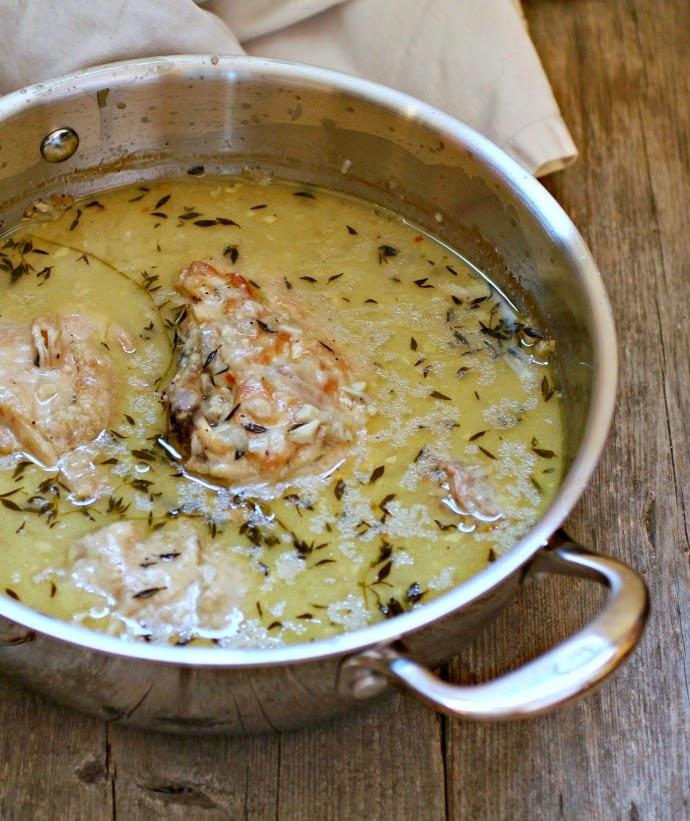 Creamy Chicken Stew Recipes  Hungry Couple Creamy Chicken Stew