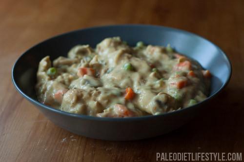 Creamy Chicken Stew Recipes  Quick And Creamy Chicken Stew