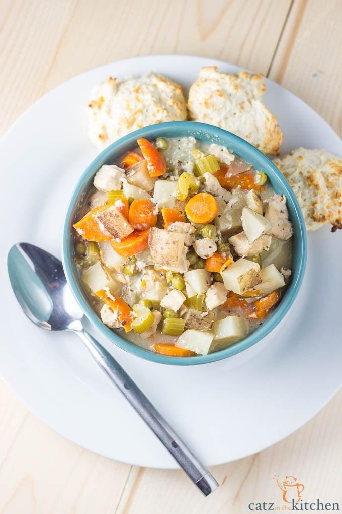 Creamy Chicken Stew Recipes  Slow Cooker Creamy Chicken Stew Club 31 Women