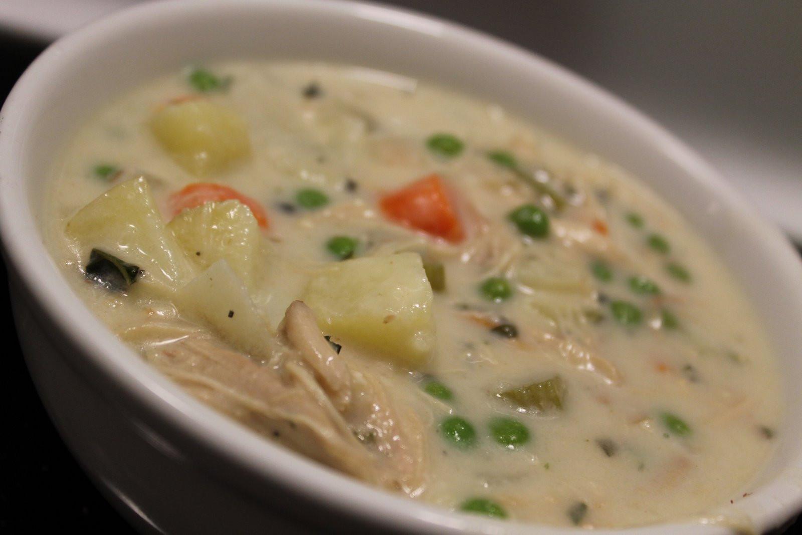 Creamy Chicken Stew Recipes  born imaginative Creamy Chicken Stew