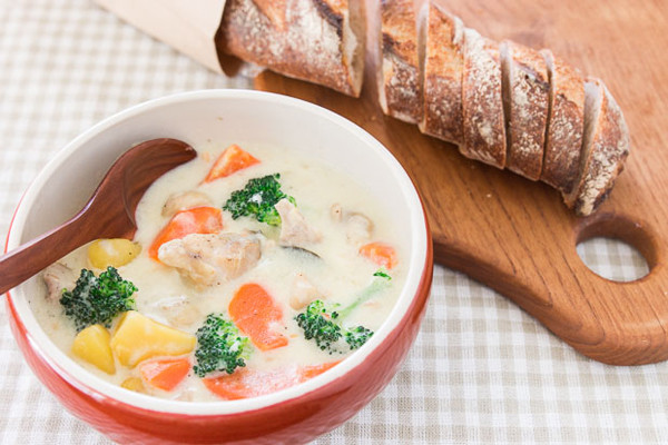 Creamy Chicken Stew Recipes  Creamy Chicken Stew Recipe Fresh Tastes Blog