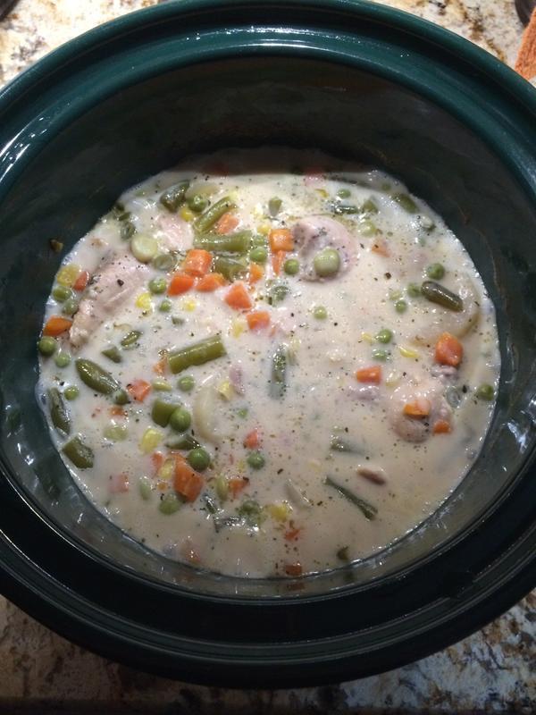 Creamy Chicken Stew Recipes  Creamy Chicken Stew
