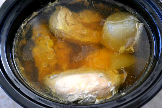 Crock Pot Chicken Breasts  Crock Pot Chicken and Dumplings Flour My Face
