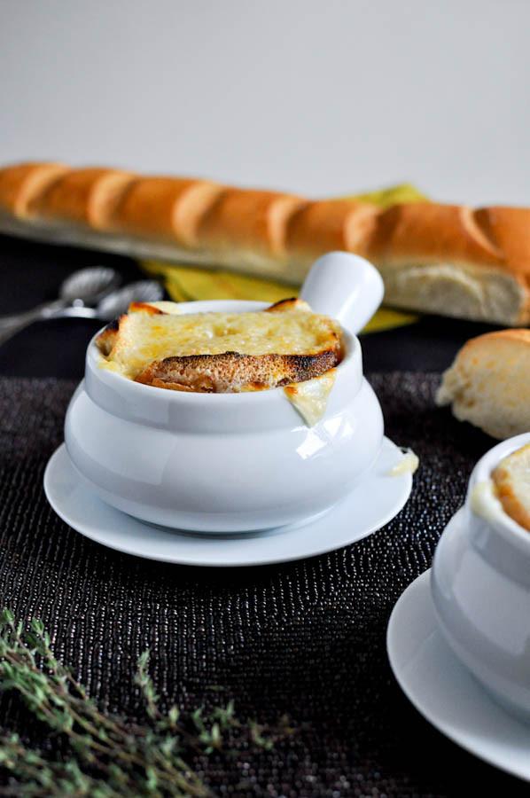 Crock Pot French Onion Soup  Crockpot French ion Soup