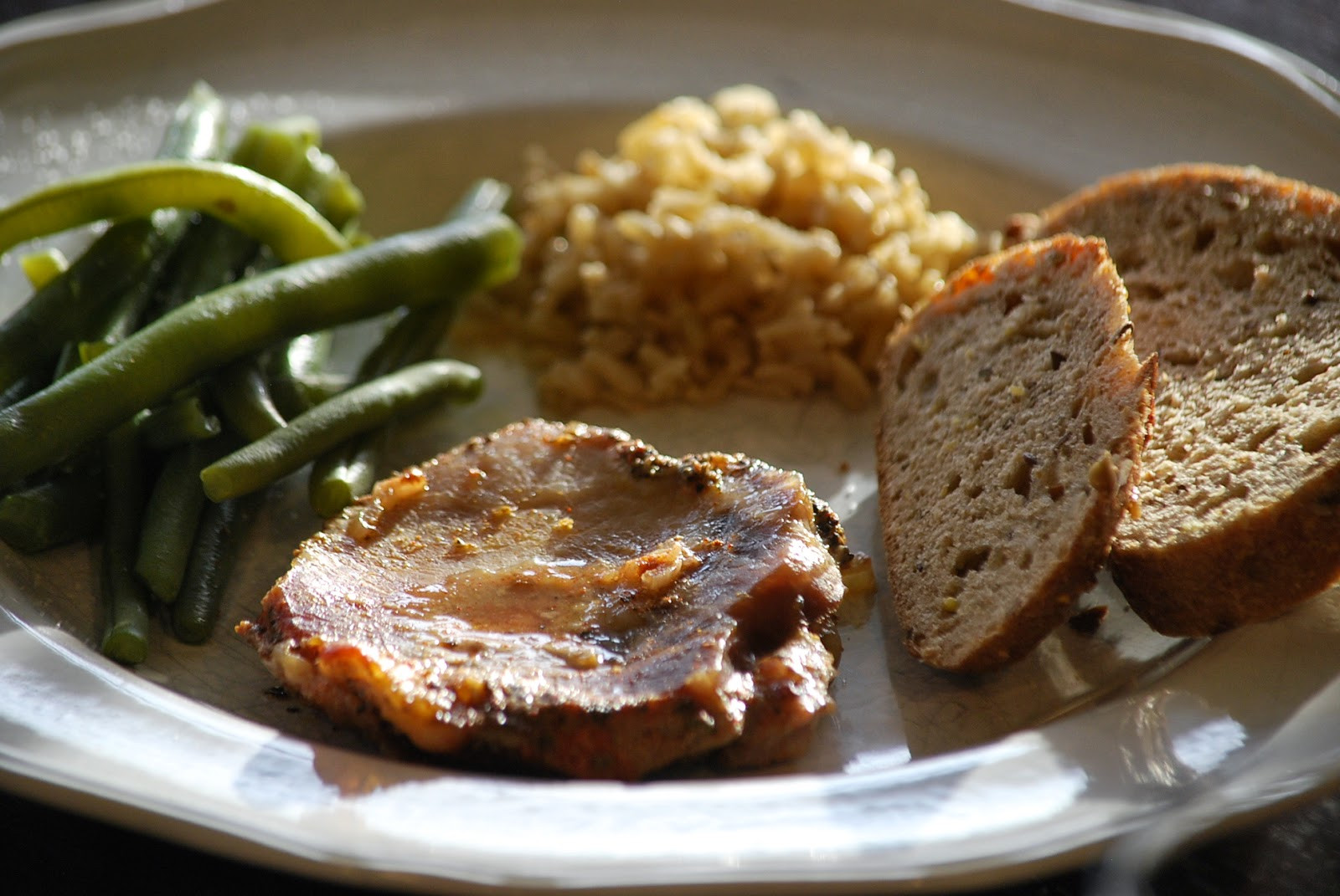 Crock Pot Pork Chops Recipe  My story in recipes Crock Pot Pork Chops
