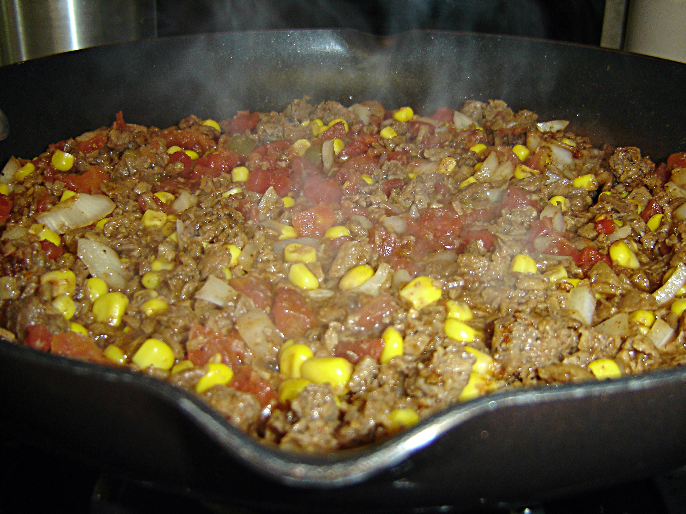 Crock Pot Recipes With Ground Beef  crockpot ground beef recipes
