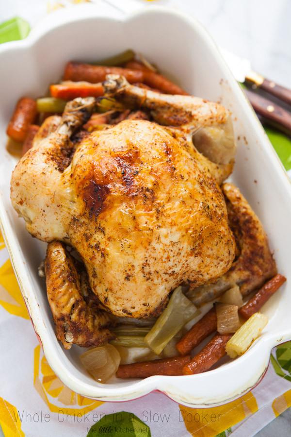 Crockpot Whole Chicken Recipes  Crock Pot Whole Chicken Easy Crock Pot Recipes