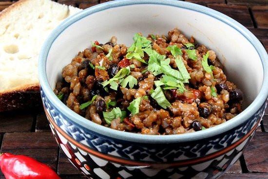Cuban Rice And Beans  Ve arian Cuban Rice and Beans Recipe