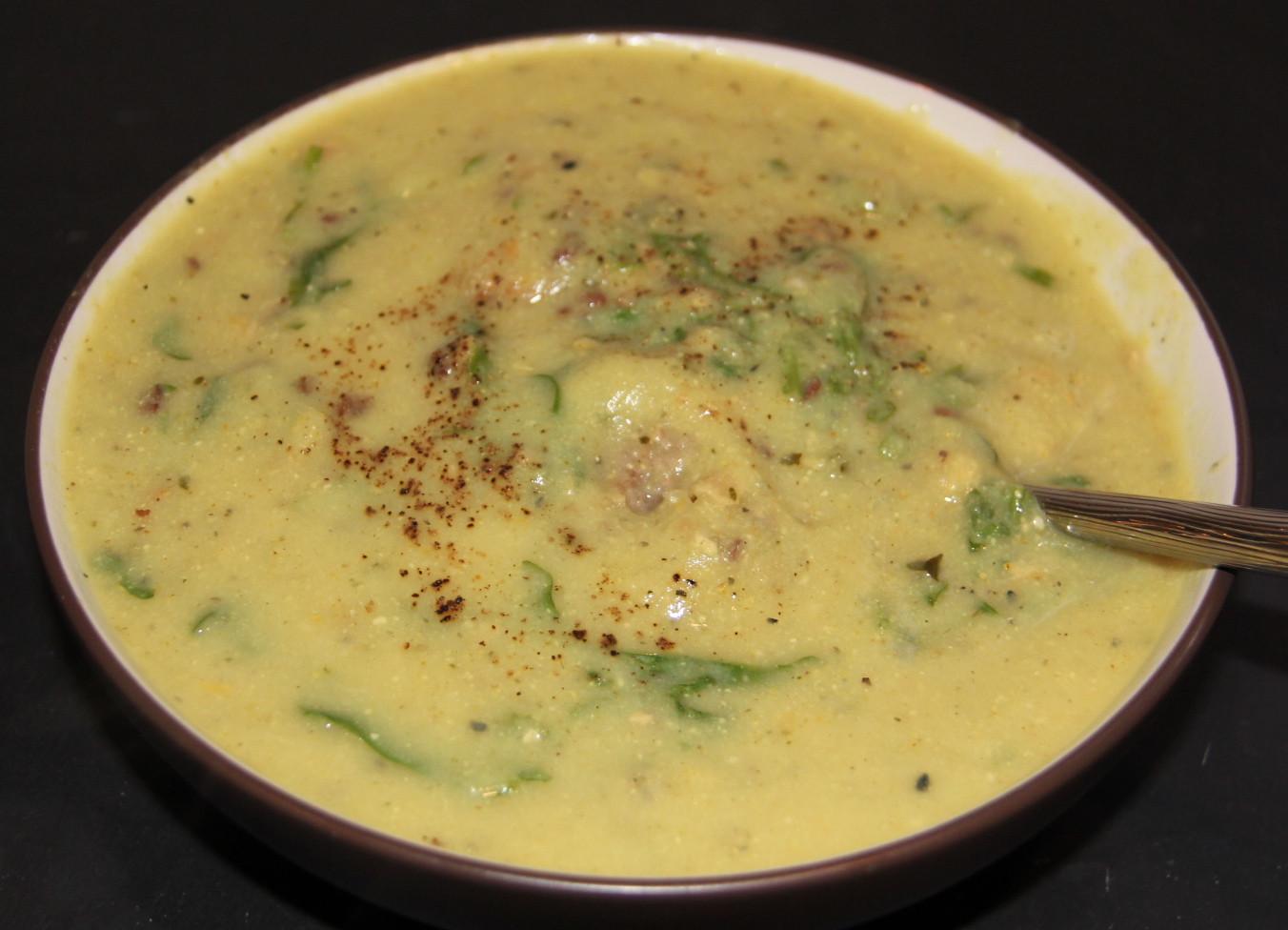 Curried Cauliflower Soup  Kind Curried Cauliflower Soup
