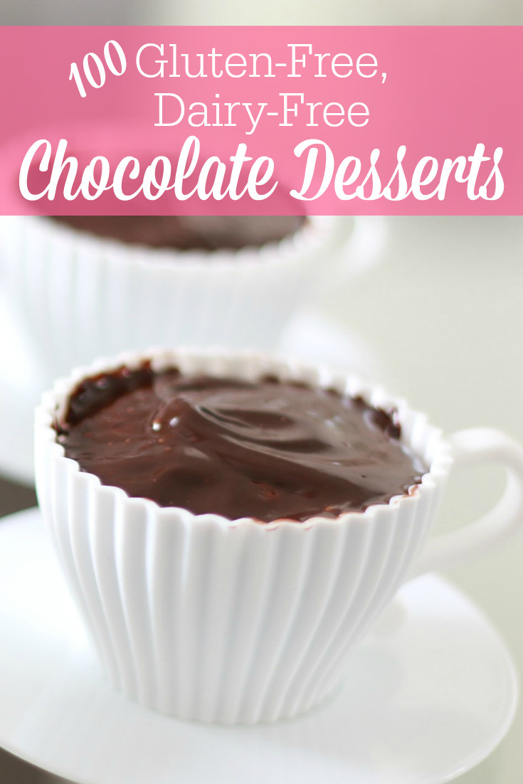 Dairy Free Gluten Free Desserts  The Ultimate Gluten Free Dairy Free Chocolate Dessert