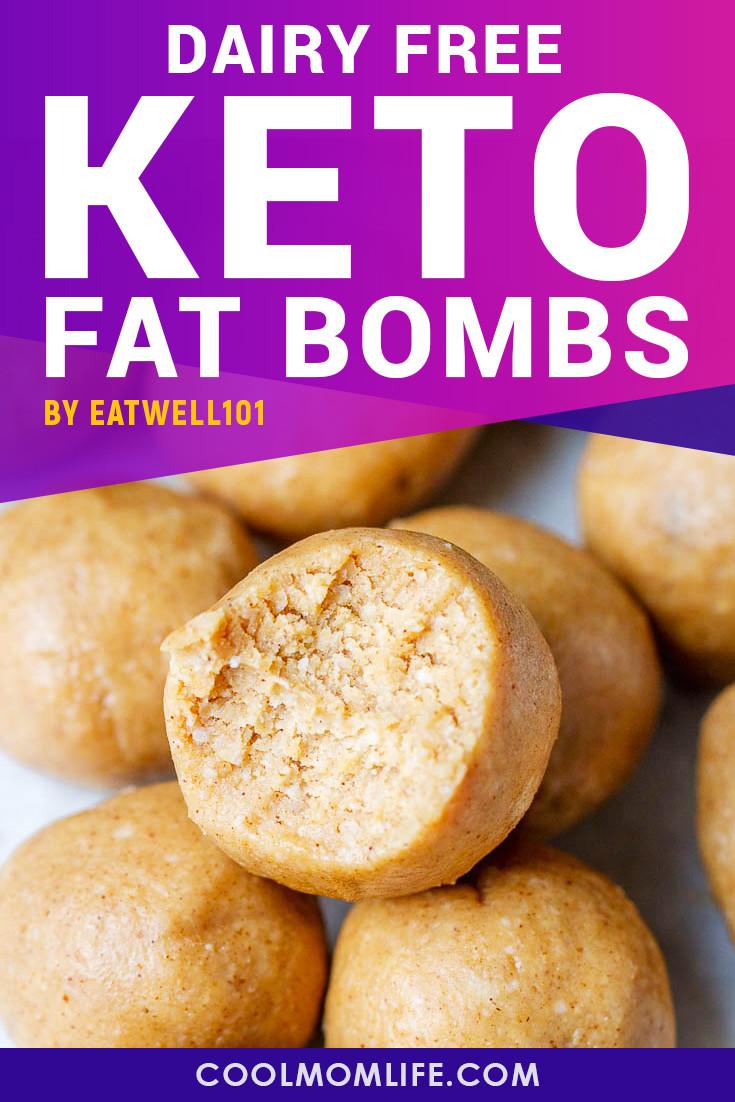 Dairy Free Keto Recipes  Keto Fat Bomb 10 Mouthwatering Fat Bomb Recipes to Try