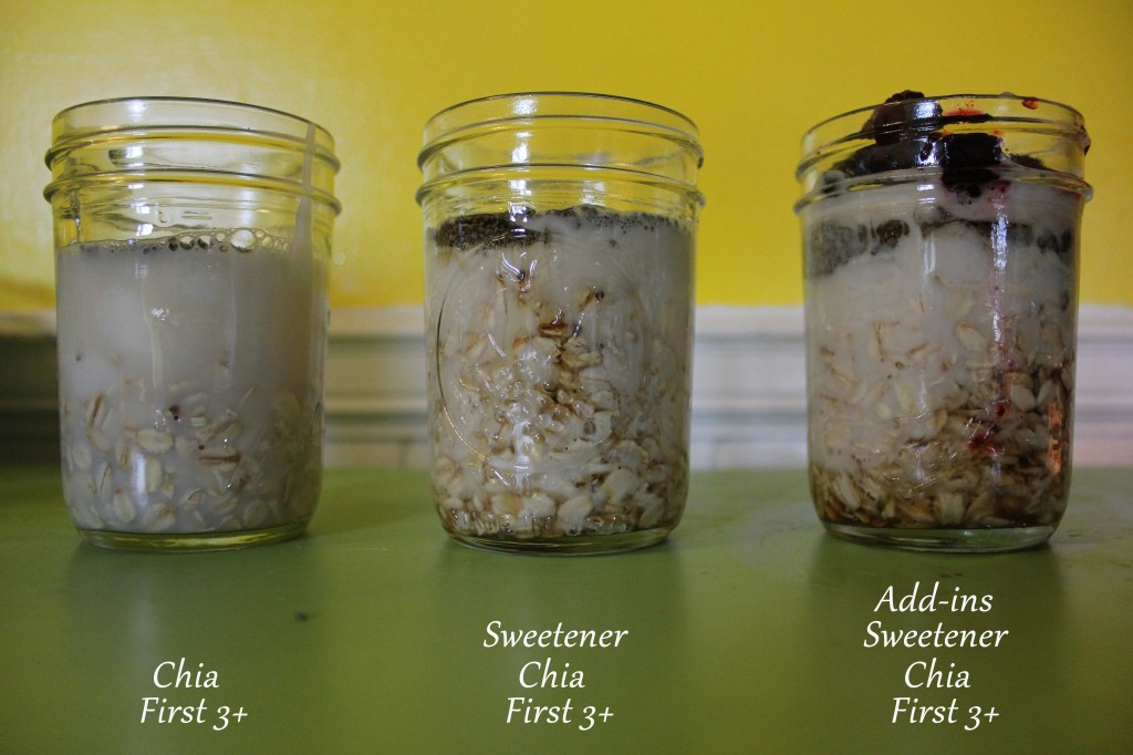 Dairy Free Overnight Oats  Overnight Oats Gluten free and Dairy free In Johnna s