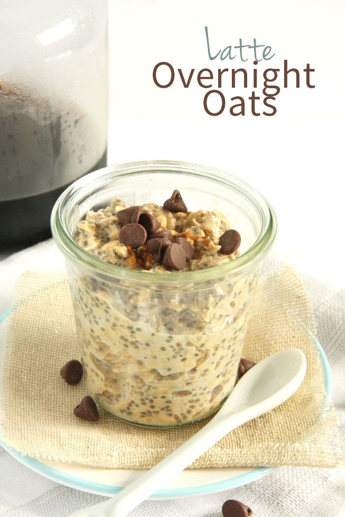 Dairy Free Overnight Oats  Vanilla Overnight Oats Recipe