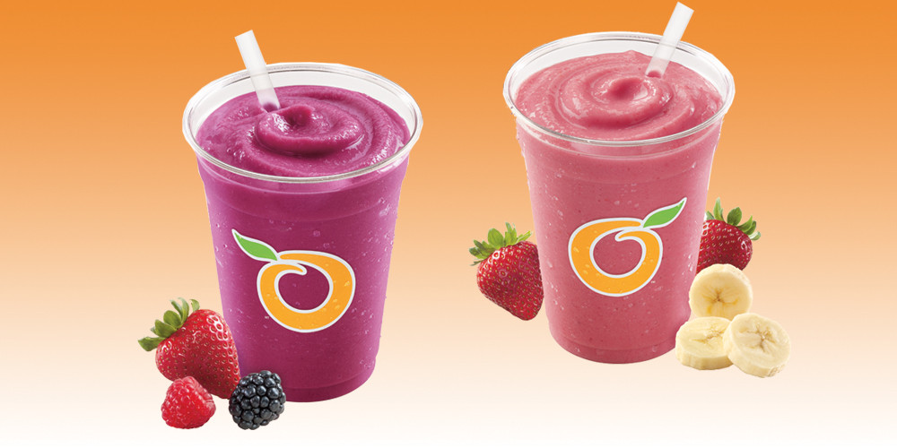 Dairy Queen Smoothies  dairy queen strawberry banana smoothie recipe
