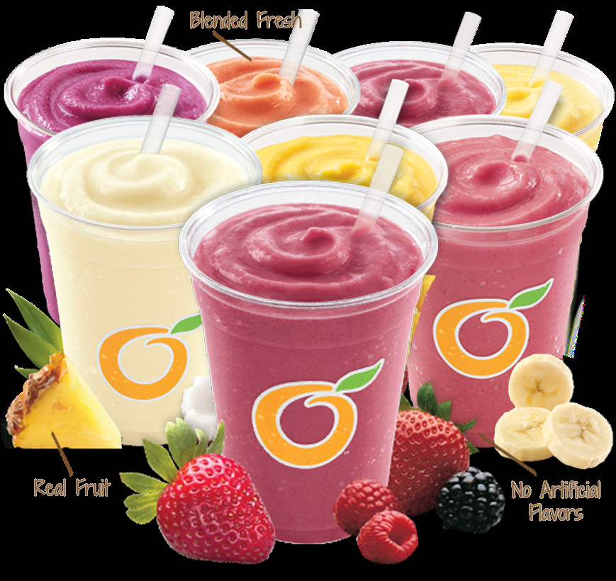 Dairy Queen Smoothies  Orange Julius & Dairy Queen Canada FREE Smoothie with