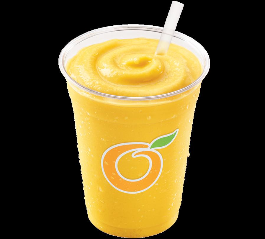 Dairy Queen Smoothies  Mango Pineapple Premium Fruit Smoothie Drinks Menu