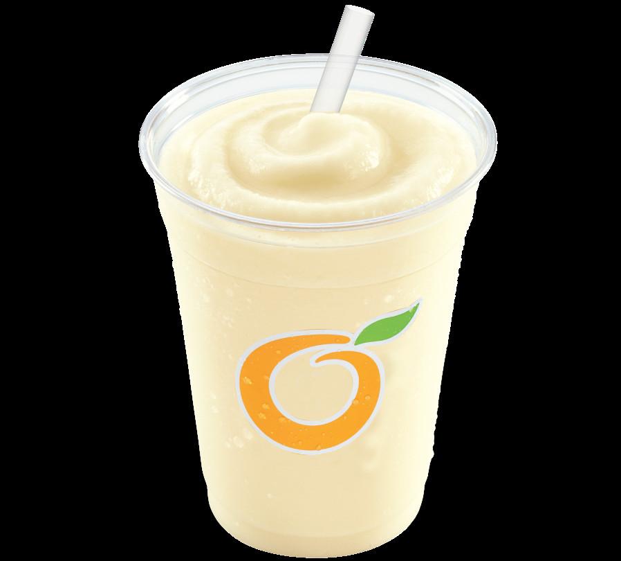 Dairy Queen Smoothies  Piña Colada Premium Fruit Smoothie Drinks Menu Dairy