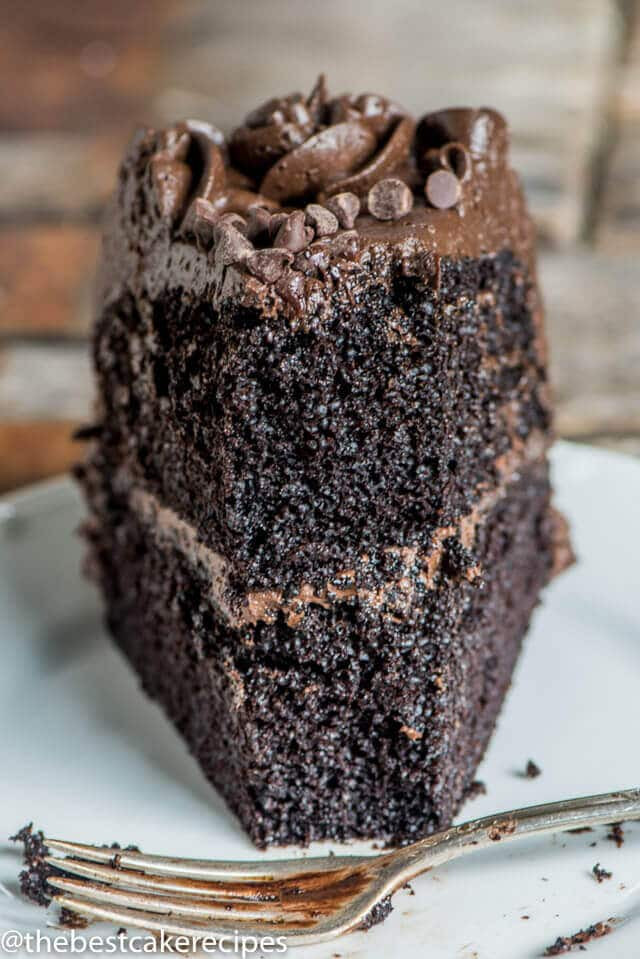 Dark Chocolate Cake Recipe  dark chocolate cake